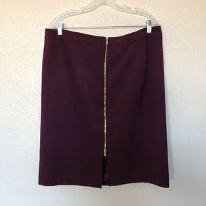 Calvin Klein career skirt